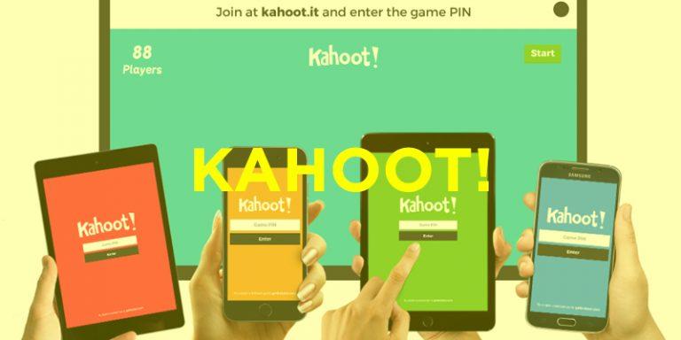 ▷ KAHOOT! 👌 plataforma para crear juegos de preguntas de forma fácil