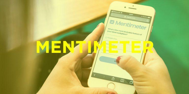 ▷ MENTIMETER, una herramienta online para hacer preguntas, encuestas y juegos a una audiencia