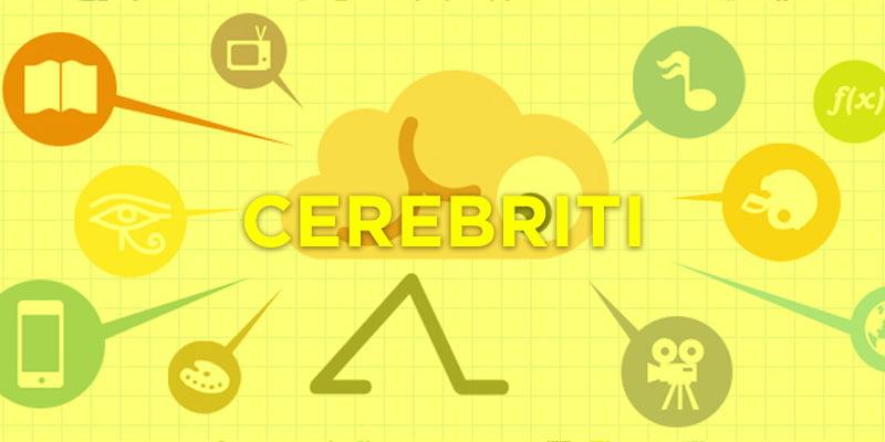CEREBRITI, Juegos de inteligencia, educativos y culturales.