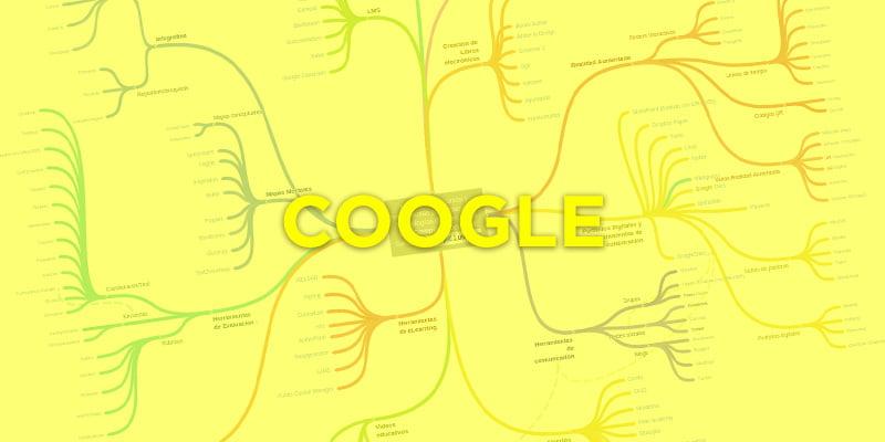 Coogle, la herramienta que utilizo para hacer mapas mentales