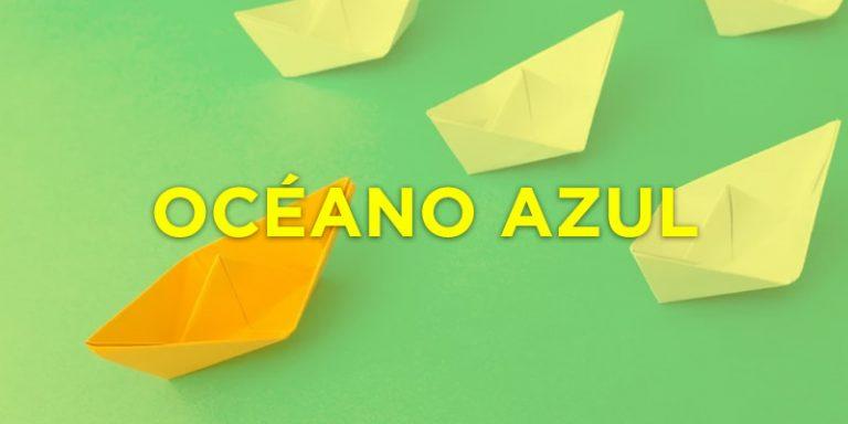 ▷ ESTRATEGIA DEL OCÉANO AZUL PARA INNOVAR EN EL MODELO DE NEGOCIO