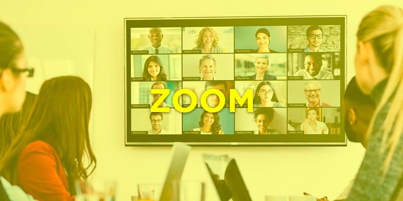 ZOOM , la aplicación de video conferencias y video llamadas para trabajar en equipo