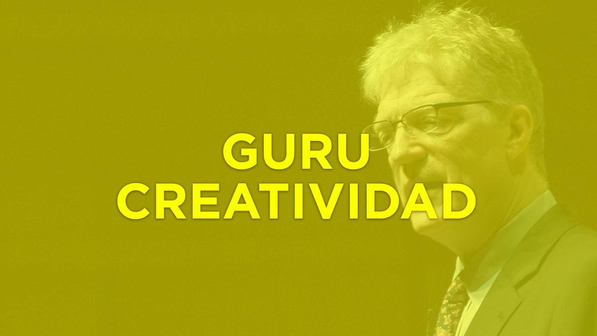 GURÚS DE LA CREATIVIDAD, KEN ROBINSON