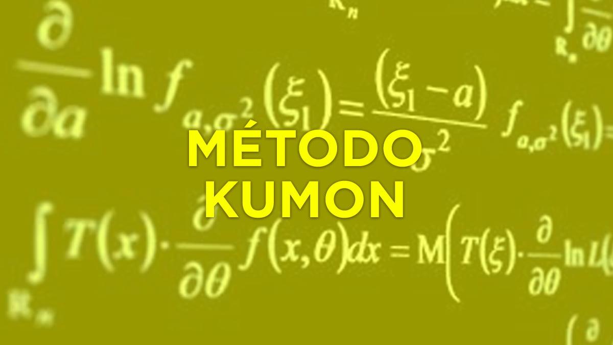 KUMON método para aprender matemáticas como un samurai