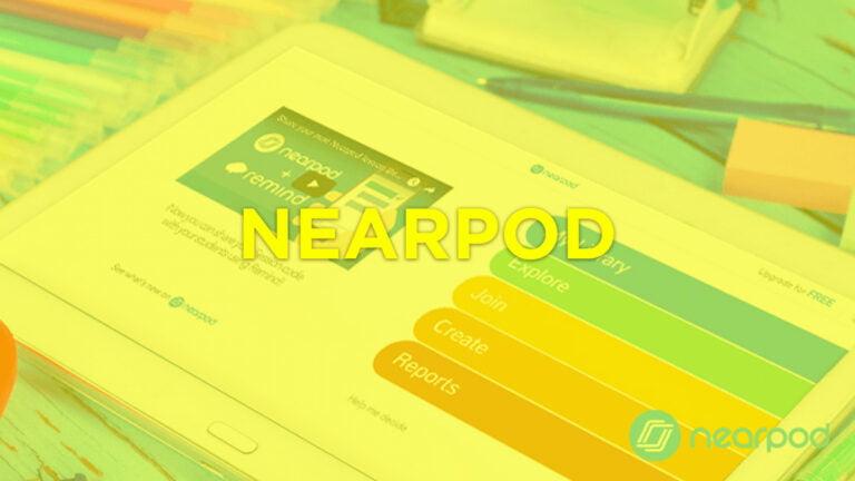 ▷ NEARPOD, plataforma para realizar clases interactivas a distancia